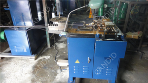 Candid high eficiency Paper Pin Making Machine