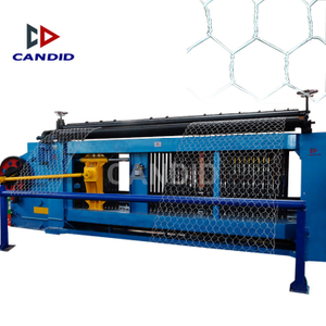 Automatic High Efficient Hexagonal Wire Netting Machine