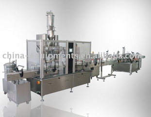 Candid Automatic PET Bottle blowing Machine