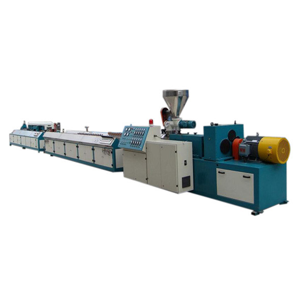 Automatic PVC Pipe Extrusion Line