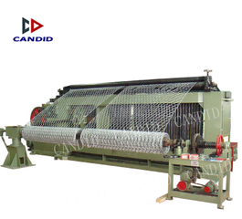 Full Automatic Hexagonal Wire Mesh Machine