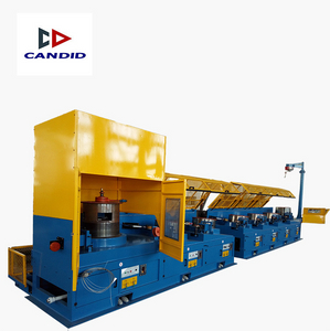 Straight Line Wire Drawing Machine