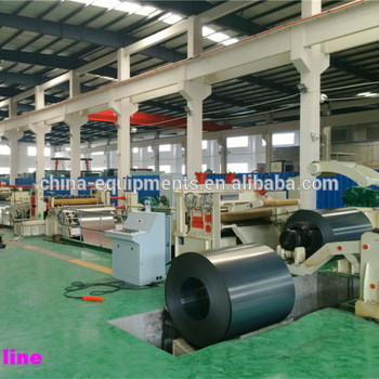 Automatic Flat Bars Production Line