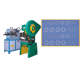 Key Ring Making Machine
