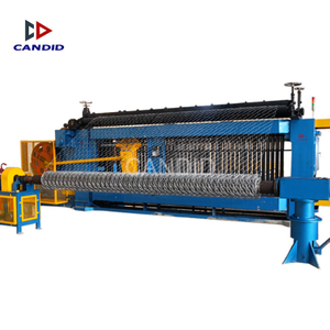 Automatic Gabion Wire Mesh Making Machine