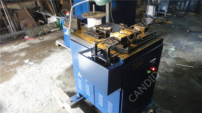 High Efficiency Paper Clips Making Machine