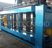 We are really happy to complete our gabion machine and wire PVC coating line for our Thainland cliend