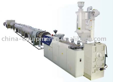 Large Size PE Pipe Production Machine