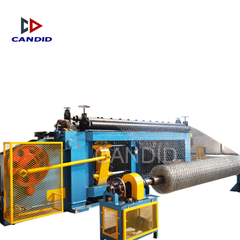 High Efficiency Gabion Box Machine