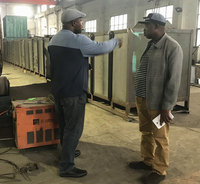 Customer from Nigeria for visit wire drawing machine factory